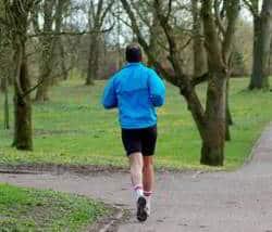 ejercicio fisico running