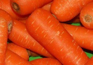 remédios cenoura