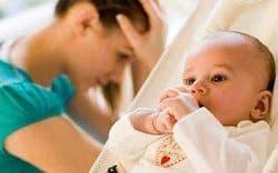 estrés madres