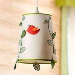 lámpara techo para bebé