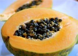 Papaya para adelgazar