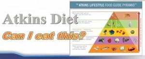 dieta Atkins para perder peso
