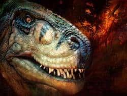 Los tumores en los dinosaurios