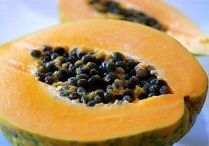 remedio casero con papaya