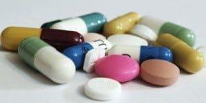 medicamentos y pastillas