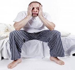 persona cansada
