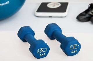 gimnansio y ejercicio