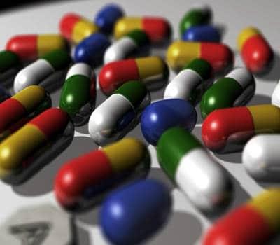 pastillas y medicamentos