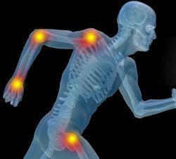 dolor en articulaciones