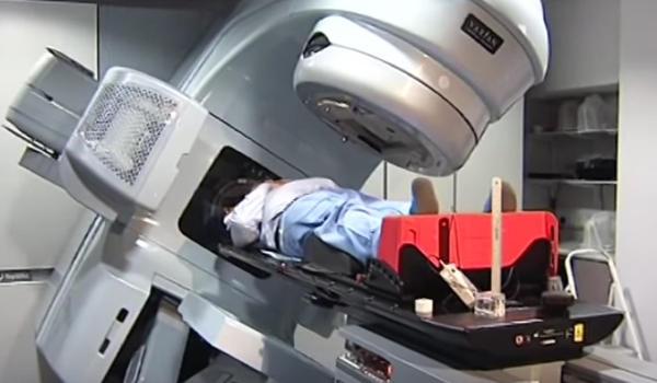 tratamiento cancer por radioterapia