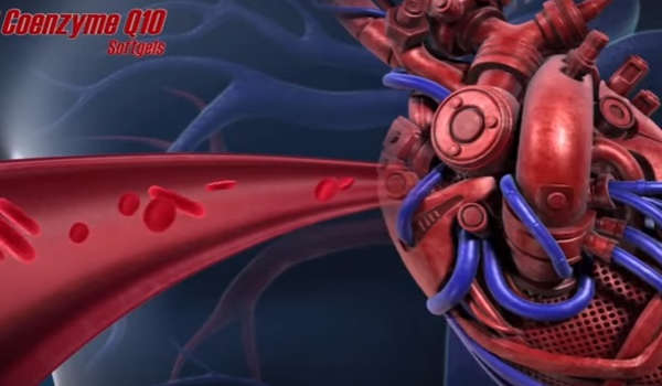 beneficios coenzima Q10 para el corazón