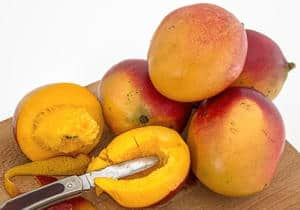fruta mangos