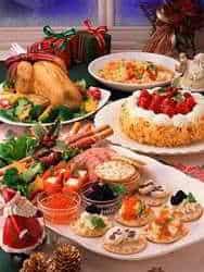 comidad de navidad