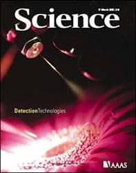 portada revista Science