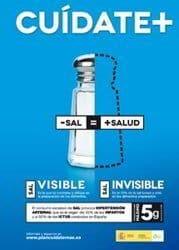 campaña menos sal mas salud
