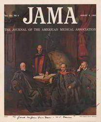 portada revista Journal of the American Medical Association