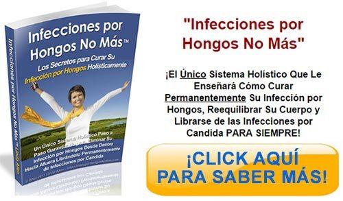 tratamiento infección por hongos