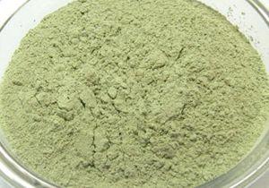 remedio casero con arcilla verde