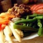 Dieta para reducir el colesterol