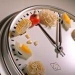 Los horarios de las tomas de las comidas influyen mucho en el peso corporal