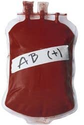 Dieta segun grupo sanguineo ab positivo