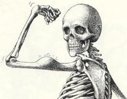 huesos fuertes