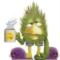 gripe y resfriado