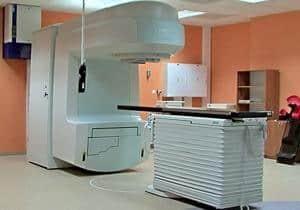 tratamiento de radioterapia