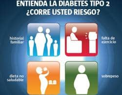 factores de riesgo no modificables de la diabetes mellitus