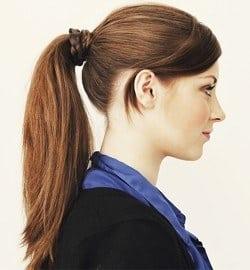 consejos peinado ponytail