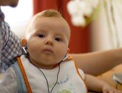 musicoterapia y bebé