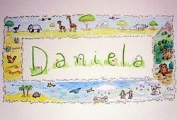 nombre bebé Daniela