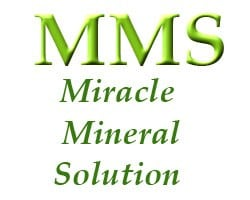 MMS Suplemento Mineral Milagroso