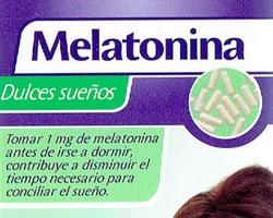 pastillas de melatonina