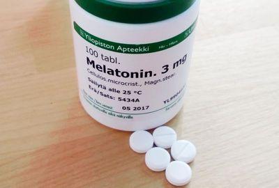 dosis pastillas de melatonina