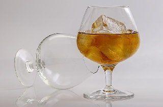 bebida con alcohol