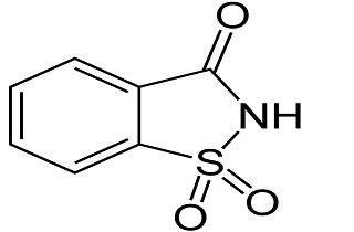 sacarina composición química