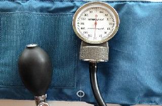 control presión arterial