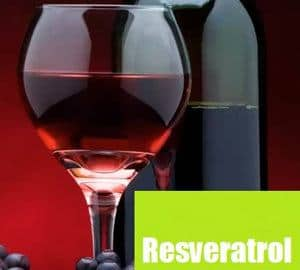 resveratrol y vino tinto