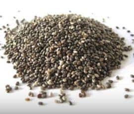 semillas de chía